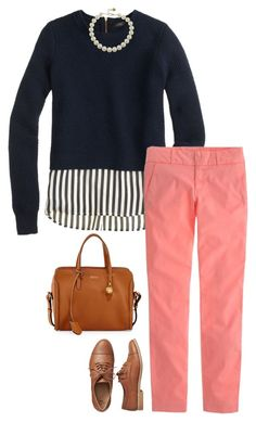 """""""Coincidence?"""" by sc-prep-girl ❤ liked on Polyvore featuring J.Crew, Gap, Fornash and Alexander McQueen"""