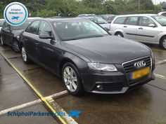 Schiphol Parkeren. Audi A4 Parking - Snel, vertrouwd en goedkoop parkeren bij Schiphol. Check: http://www.schipholparkeren.com