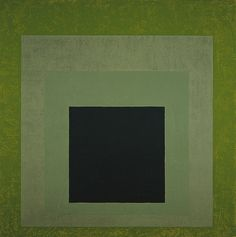 Josef Albers is one of the Big Names in colour theory. He did most of his theory the practical way... by painting.