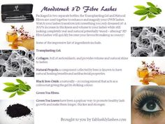 Moodstruck 3D fibre lashes - contact me for ordering to UK, US, Can, Aus and NZ xx  Http//:Facebook.com/fablushlylashes