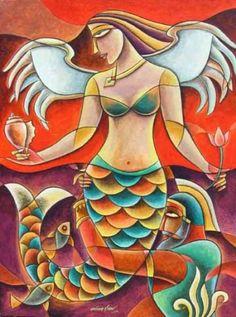 Action Painting, Art Pop, Henri Matisse, Graffiti, Hindu Art, Butterfly Art, Abstract Art, Art Gallery, Arte Krishna
