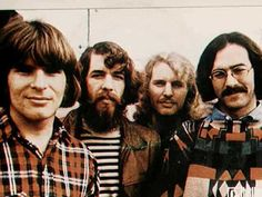 Creedance Clearwater Revival Bohemian Pages
