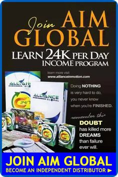 join aim Global! https://dexcomeda.wordpress.com/global-opportunity/