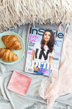 Enjoying some Me-Time with InStyle® Magazine - learn more about my favorite ways to enjoy me time (even though that me-time is a rare treat). How do you spend your alone time? #Sponsored