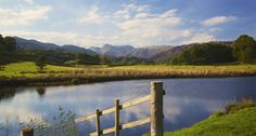 https://flic.kr/p/V5ECsw | Langdale | Elterwater  Elterwater is a village in the English Lake District and the county of Cumbria. The village lies half a mile (800 m) north-west of the lake of Elter Water, from which it derives its name. Both are situated in the valley of Great Langdale. In the past, the principal industries have been farming and quarrying, with evidence of both still very visible. In the present day, tourism is the principal source of income.  John Ruskin attempted to set…