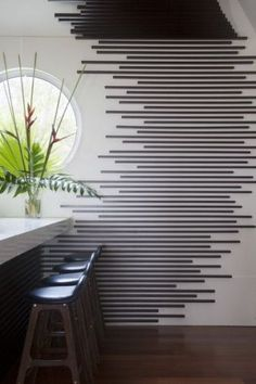 Image result for protective wall stripes design