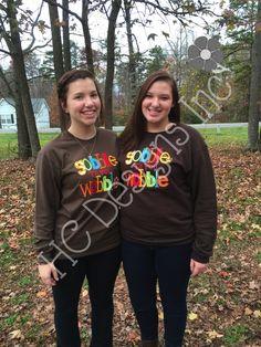 T-Shirt or Sweatshirt