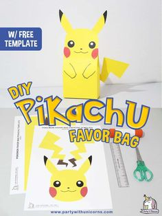 Is it accurate to say that you are Planning A Pokem. Pikachu Pikachu, Pikachu Party, Pikachu Memes, Pikachu Crochet, Pokemon Gifts, Pokemon Craft, Birthday Activities, Birthday Party Games, 7th Birthday