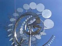 his is an amazing wind sculpture by Anthony Howe located at the DeCordova Museum in Lincoln Mass