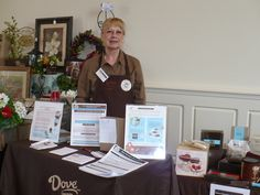 Your Chocolatier at Dickson County Womans Expo www.mydcdsite.com/chocolatelovers