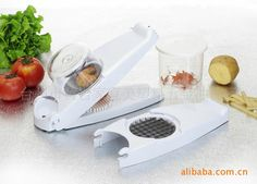 Multifunctional shred machine, vegetable machine, cutting machine , fruit and vegetable cutters $16.70