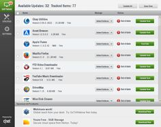 Download App is very awesome free application developed by Download.com. Download App facilitate you to keep your windows' software up-to-date, along with cleaning useless (Junk) item amass in your pc over time.