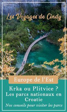 Partir en Croatie : Les parcs nationaux de Krka et Plitvice #parcs #trogir #zadar #randonnee