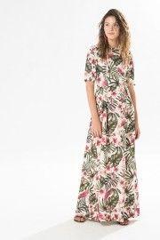 vestido longo tropicali