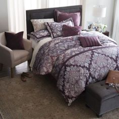 FREE SHIPPING AVAILABLE! Buy Home Expressions Chelsea 7-pc. Floral Comforter Set at JCPenney.com today and enjoy great savings. Available Online Only! #ComforterSets