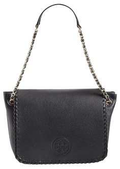 047e2245126f7e Tory Burch Leather Small Marian Flap Shoulder Bag. Get one of the hottest  styles of. Tradesy