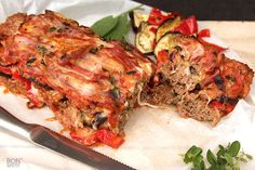 Het allerlekkerste Italiaans gehaktbrood, dat smelt in je mond, met heerlijke verse kruiden! Je kan niet stoppen met eten! Lees verder op BonApetit.