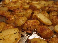 Rosemary Garlic Roasted Potatoes Stupid Easy Paleo - Easy Paleo Recipes to Help You Just Eat Real Food