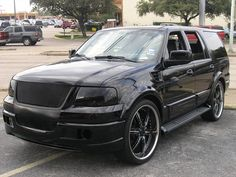 Custom Ford Expedition Pictures | Ford Expedition