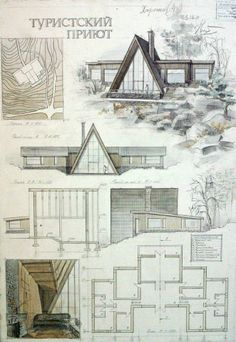 Interesting Find A Career In Architecture Ideas. Admirable Find A Career In Architecture Ideas. Architecture Design, Architecture Presentation Board, Architecture Concept Drawings, Architecture Sketchbook, Architecture Panel, Presentation Boards, Planer Layout, A Frame House Plans, Casas Containers