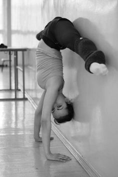 Strength and Flexibility!  :)