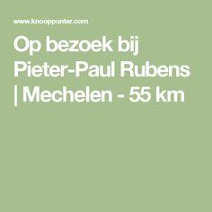 Op bezoek bij Pieter-Paul Rubens | Mechelen - 55 km