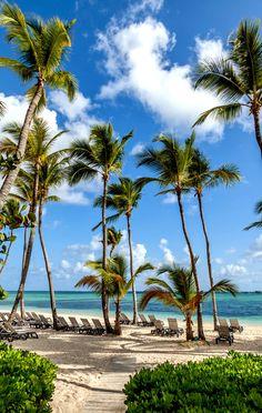 Luxury Resort Beach in Punta Cana | #DominicanRepublic Free Travel Guide #RepublicaDominicana #puntacana
