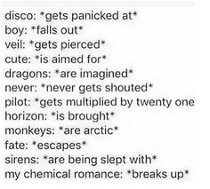 Not even sorry for the amount of MCR and FOB ones.