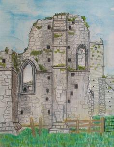 Joseph M Dunn, Athassel Priory on ArtStack #joseph-m-dunn #art