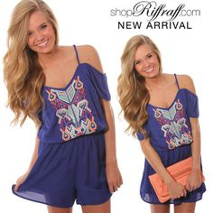 Resort And Relax Romper #FREESHIPPING
