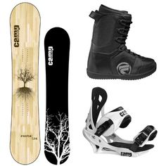 Camp Seven Roots 2012 Mens Snowboard Package with Flow Vega Lace Boots and Camp Seven Summit Bindings $289.00