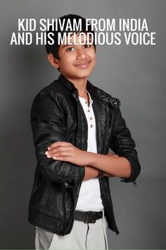 Check out my new PixTeller design! :: Kid shivam from india and his melodious voice