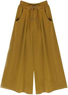 ZFADDS Summer Womens Elastic Loose Casual Modal Cotton Soft Dance Harem Mid Waist Pants