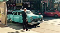 Cuban Taxi in Toronto | SuitcaseandHeels.com