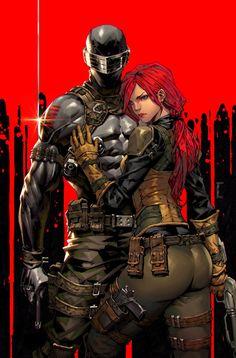 Comic Book Characters, Comic Character, Comic Books Art, Comic Art, Book Art, Dc Comics Art, Archie Comics, Image Comics, Gi Joe