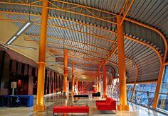 Os invitamos a conocer las #instalaciones del Palacio de Ferias y Congresos de #Malaga a través de la galería de #imagenes de nuestra nueva #web.