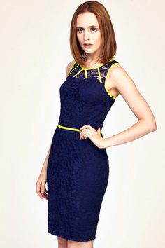 SS14 Louis Dress - Sugarhill Boutique