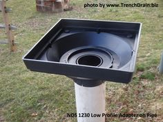 Patio And Driveway Drainage Solutions U2013 Low Profile Drain (Part 1) |  PlasticTrenchDrain.