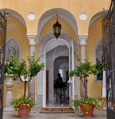 Hotel Caruso, Ravello by Deanna Masterson