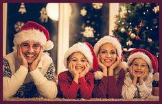 Weihnachtskarten und Neujahrsgrüße an Familie und Freunde versenden! In wenigen Klicks zum individuellen Design. Gedruckt und geliefert in 48 Std.