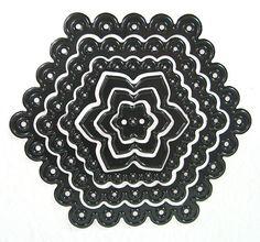 Nellie Snellen Dies hexagons