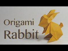 Rabbit (Jun Maekawa): Instructions   Happy Folding