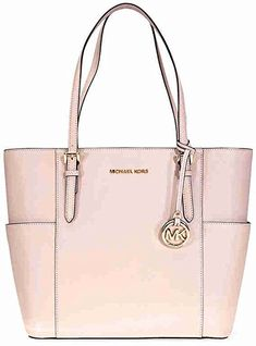 c5dae19bd897 Amazon.com: Michael Kors Jet Set Travel Large Tote (Soft Pink): Clothing  gifts gift for girlfriend wife mother grandmother daughter in law lover  fiancee ...