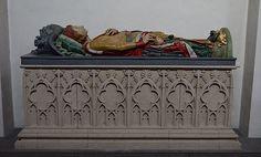 Abtei-Sayn: Grabmal des Grafen Heinrich III