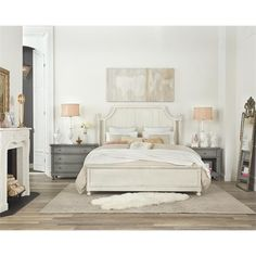 Bedroom Layouts, Bedroom Sets, Master Bedroom, Bedrooms, Home Decor Online, Home Decor Outlet, Dining Room Furniture, Bedroom Furniture, Riverside Furniture
