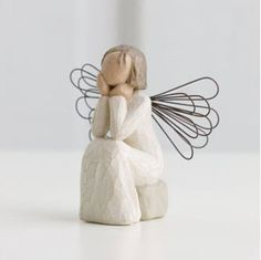 """""""Angel of Caring Figurine""""  I also have this one."""