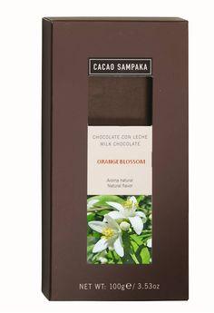 Chocolate Orange, Orange Blossom, Natural Flavors, Milk