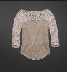Ambercrombie top, so cute! $58