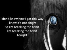 Breaking the Habit lyrics  Linkin Park