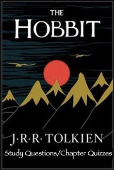The Hobbit (Ch. 11-13) -Study Questions (30) w/ Answer Key